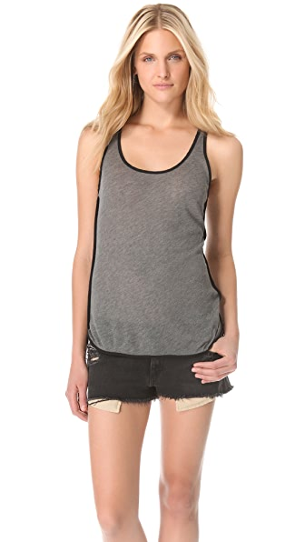Rag & Bone/JEAN The Piped Tank