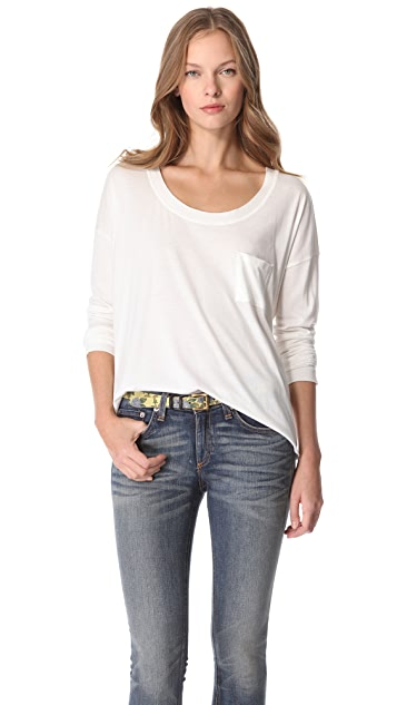 Rag & Bone/JEAN The Pocket Tee