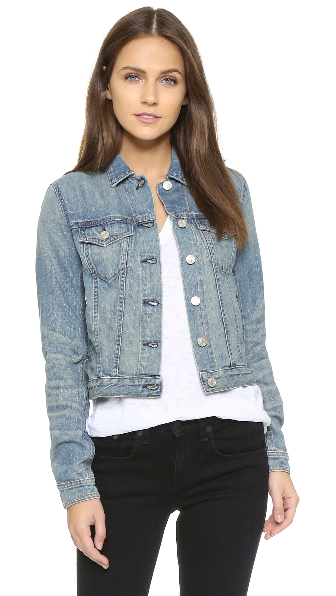 Rag & Bone/JEAN Denim Jacket | SHOPBOP