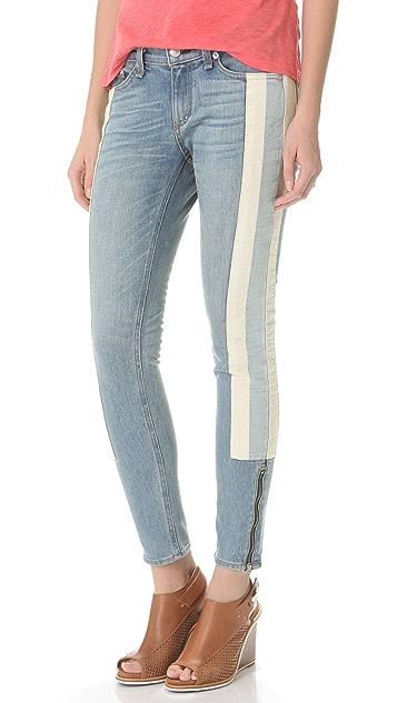 Rag & Bone/JEAN The Skinny Racer Jeans