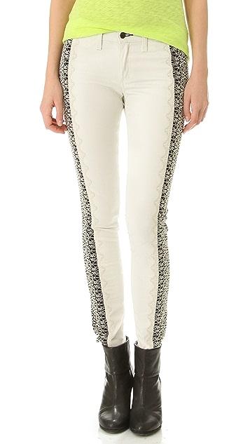 Rag & Bone/JEAN Split Skinny Pants