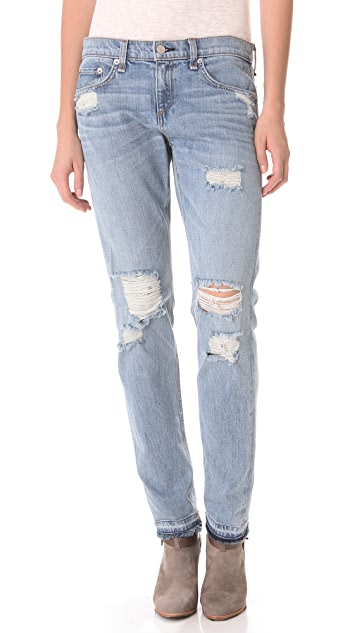 Rag & Bone/JEAN The Boyfriend Jeans