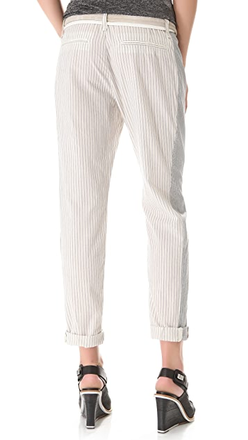 Rag & Bone/JEAN Split Portobello Pants