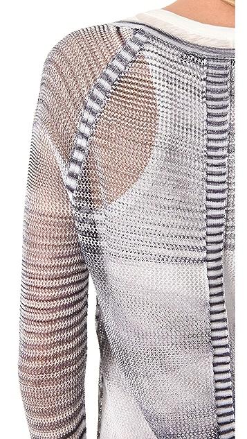 Rag & Bone/JEAN Allgauer Raglan Pullover