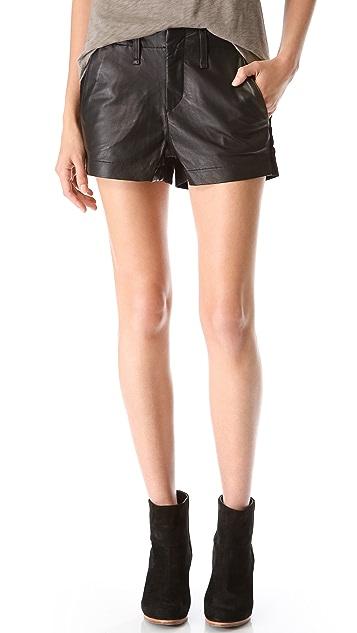 Rag & Bone/JEAN Hyde Portobello Shorts