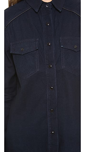 Rag & Bone/JEAN The Western Shirt