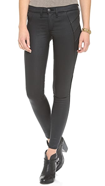 Rag & Bone/JEAN The Trench Skinny Jeans
