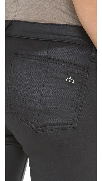 Rag & Bone/JEAN The Trench Skinny Jeans
