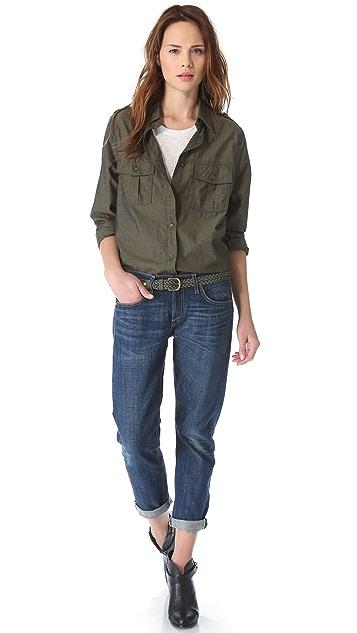 Rag & Bone/JEAN The Selvedge Boyfriend Jeans