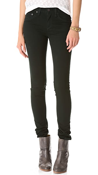 Rag & Bone/JEAN The Plush Twill Legging Jeans
