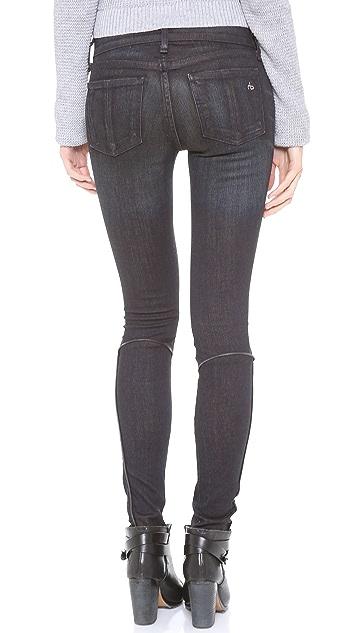 Rag & Bone/JEAN The Bomber Legging Jeans