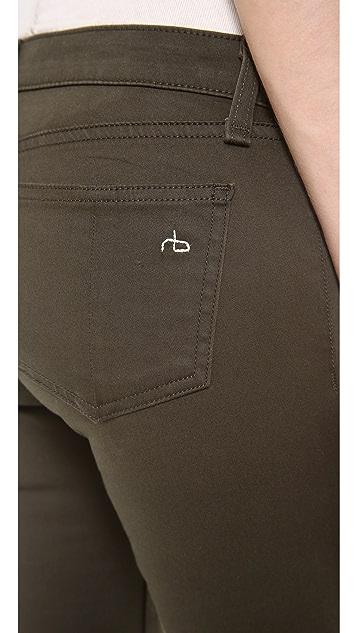 Rag & Bone/JEAN The Sateen Legging Jeans