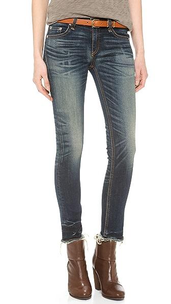 Rag & Bone/JEAN The Slim Crop Jeans