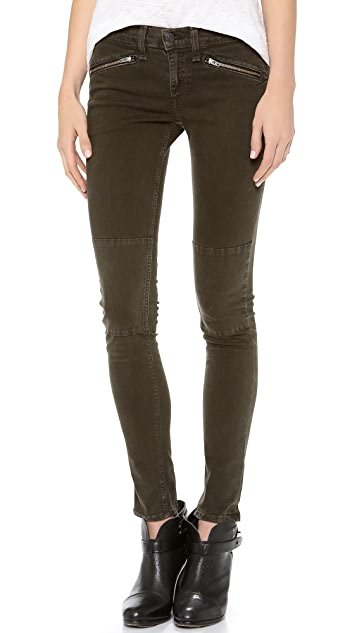 Rag & Bone/JEAN The Ridley Moto Legging Pants