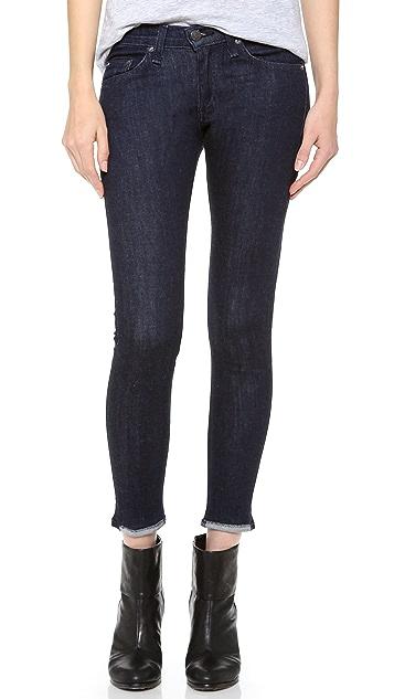 Rag & Bone/JEAN The Repair Capri Jeans