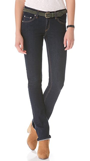 Rag & Bone/JEAN The Stiletto Slim Boot Jeans