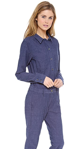 Rag & Bone/JEAN Somerset Armitage Jumpsuit