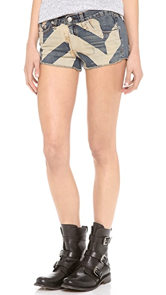 Rag & Bone/JEAN The Cut-Off Shorts