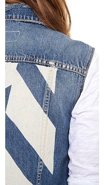 Rag & Bone/JEAN The Burney Vest
