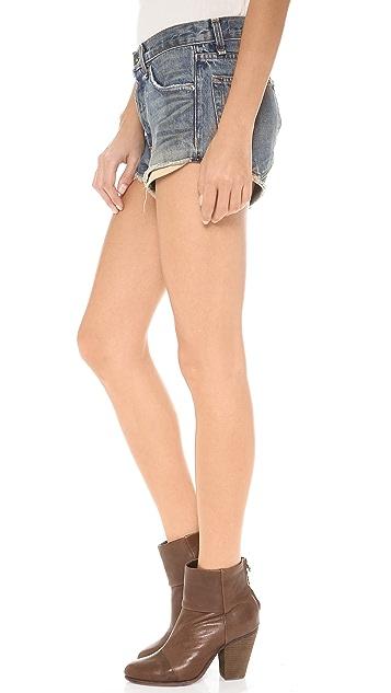 Rag & Bone/JEAN The Marilyn Shorts