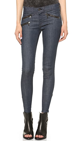 Rag & Bone/JEAN RBW 23 Crop Zipper Jeans