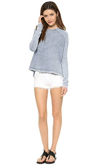 Rag & Bone/JEAN Camden Long Sleeve Tee