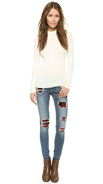 Rag & Bone/JEAN The Skinny Repair Jeans