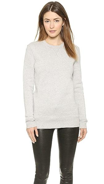 Rag & Bone/JEAN Leyton Oversized Sweatshirt