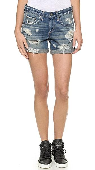 Sale alerts for  The Boyfriend Shorts - Covvet