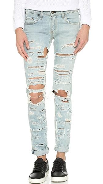 Rag & Bone/JEAN Dre Skinny Boyfriend Jeans