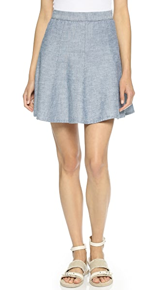 rag bone jean suki skirt shopbop