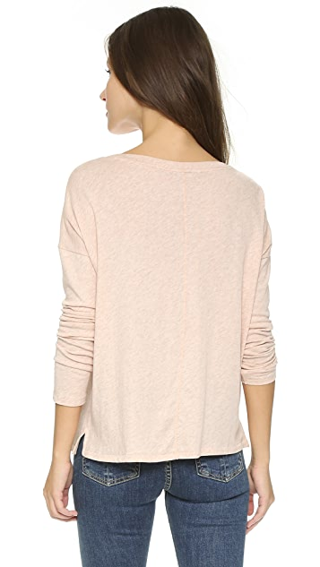 Rag & Bone/JEAN Long Sleeve Tee