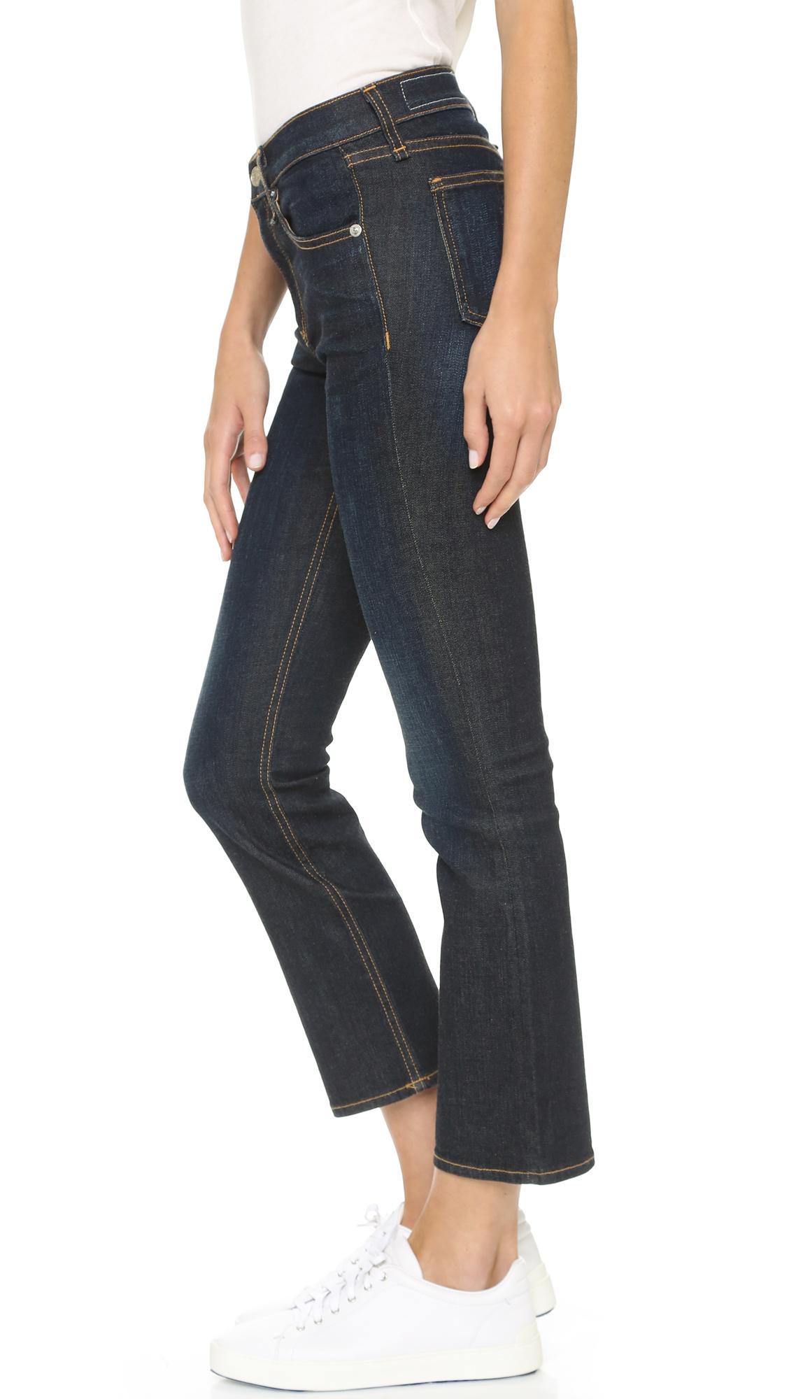 Free Shipping Latest Discount Pre Order Straight-cut jeans Rag & Bone UmSn5sd