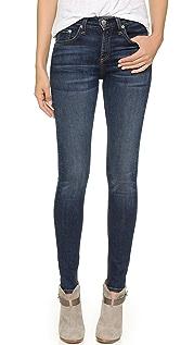 Rag & Bone/JEAN The High Rise Skinny Jeans
