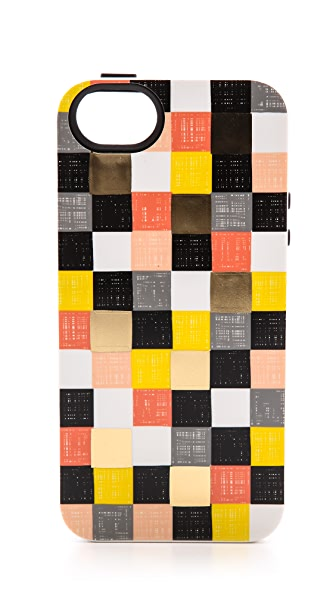 Rifle Paper Co Garance Dore Collection Checkered iPhone 5 / 5S Case