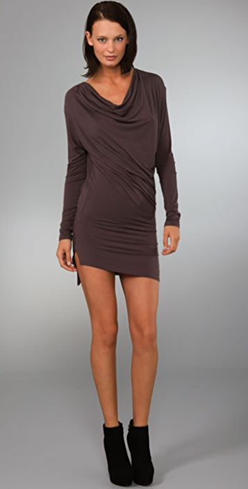 Riller & Fount Ibiza Long Sleeve Mini Dress