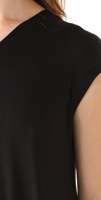 Riller & Fount Ajax One Shoulder Mini Dress