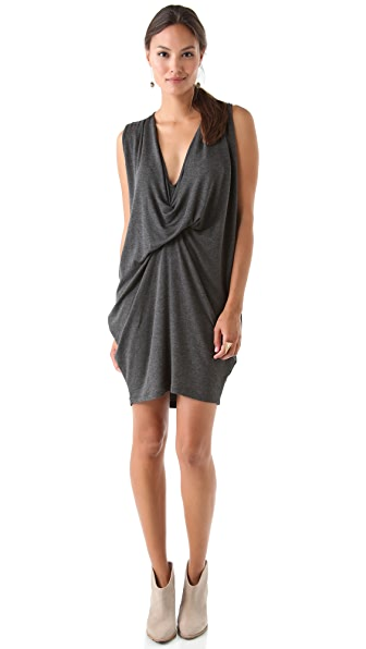 Riller & Fount Cocoon Mini Dress
