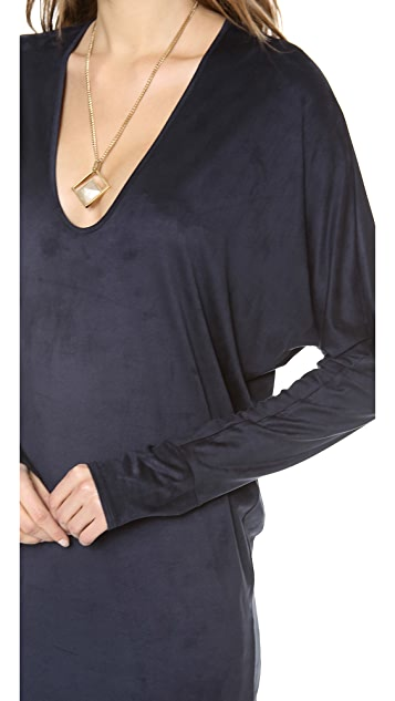 Riller & Fount Lewis Long-Sleeved U-Neck Tunic