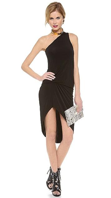 Riller & Fount Presley One Shoulder Mini Dress
