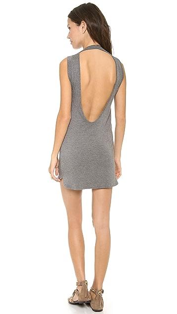 Riller & Fount Jack Open Back Mini Dress
