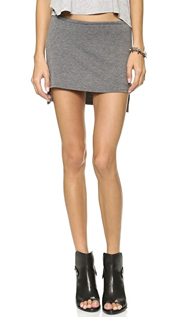 Riller & Fount Ruby Skort with Slits