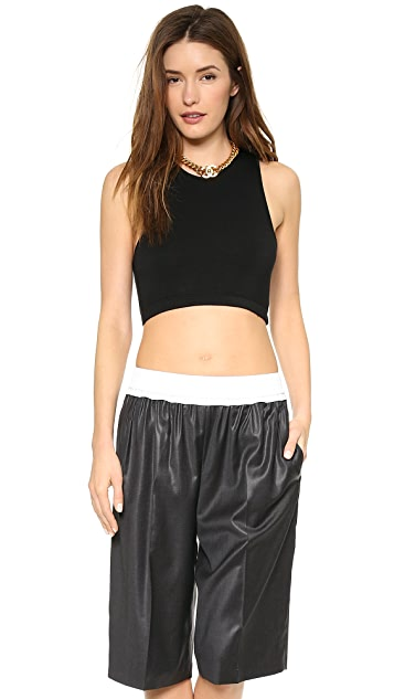 Riller & Fount Raff Crop Top