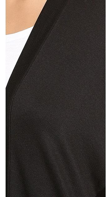 Riller & Fount Rick Long Sleeved Oversized Cardigan