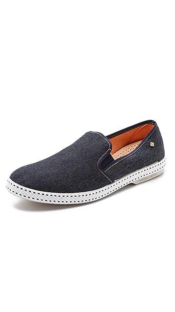 Rivieras Jean Slip On Shoes