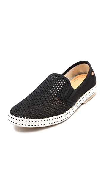 Rivieras Classic Slip On Sneakers