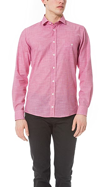 Richard James Puppytooth Shirt