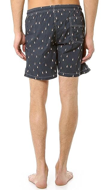 Richard James Classic Swim Shorts