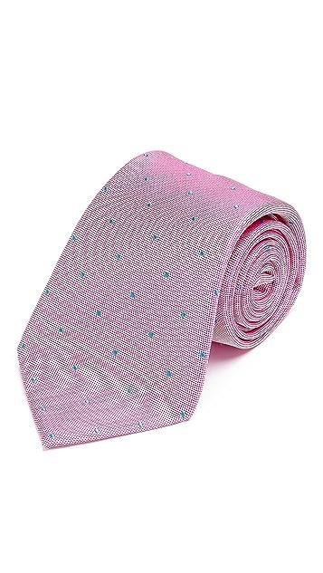 Richard James Tiny Spots Tie