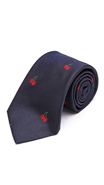 Richard James Cherries Tie